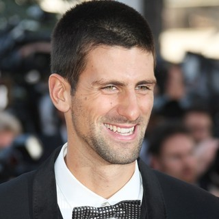 Novak Djokovic in Killing Them Softly Premiere - During The 65th Cannes Film Festival