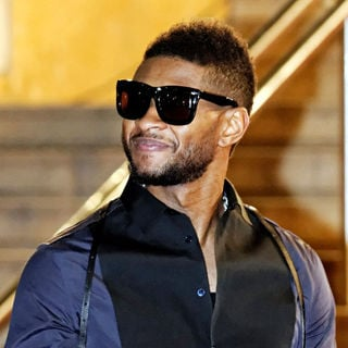Usher - NRJ Music Awards 2011 Ceremony - Arrivals