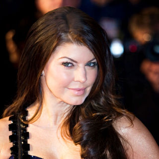 Stacy Ferguson in NRJ Music Awards 2010