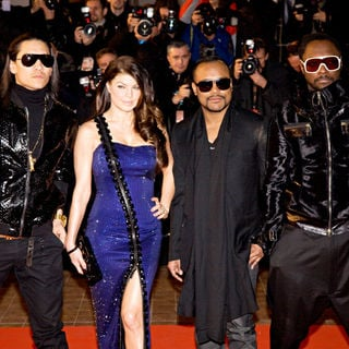 Black Eyed Peas in NRJ Music Awards 2010