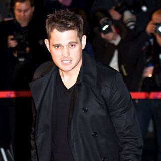 Michael Buble in NRJ Music Awards 2010