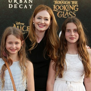 Premiere of Disney's Alice Through the Looking Glass