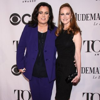 Rosie O'Donnell in The 68th Annual Tony Awards - Arrivals - o-donnell-rounds-68th-annual-tony-awards-02