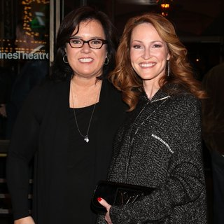 Rosie O'Donnell in Opening Night for Broadway's The Real Thing - Arrivals - o-donnell-rounds-opening-night-the-real-thing-01