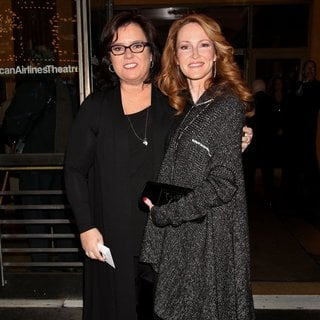 Rosie O'Donnell in Opening Night for Broadway's The Real Thing - Arrivals - o-donnell-rounds-opening-night-the-real-thing-02
