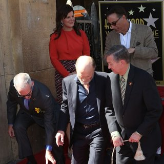 Ed Harris Is Honored with A Star on The Hollywood Walk of Fame
