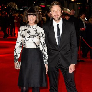 Dawn O'Porter, Chris O'Dowd in World Premiere of Cuban Fury - Arrivals