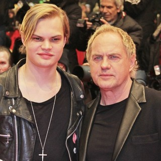 Wilson Gonzalez Ochsenknecht, Uwe Ochsenknecht in The 63rd Berlin International Film Festival - Premiere The Croods