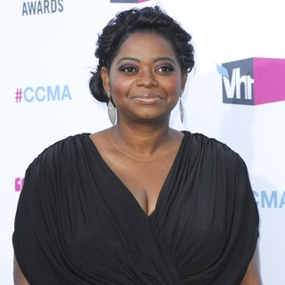 Octavia Spencer in 17th Annual Critic's Choice Movie Awards - Arrivals