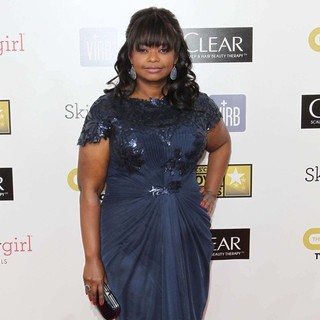 Octavia Spencer in 18th Annual Critics' Choice Movie Awards