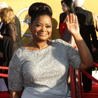 Octavia Spencer in The 18th Annual Screen Actors Guild Awards - Arrivals