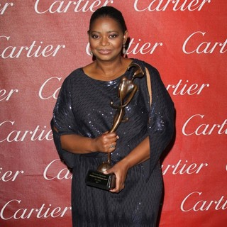 Octavia Spencer in The 23rd Annual Palm Springs International Film Festival Awards Gala - Press Room