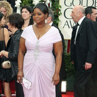 Octavia Spencer in The 69th Annual Golden Globe Awards - Arrivals