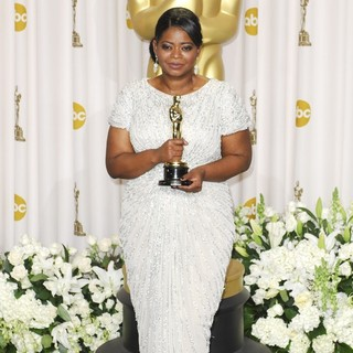Octavia Spencer in 84th Annual Academy Awards - Press Room