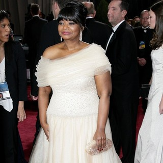 Octavia Spencer in The 85th Annual Oscars - Red Carpet Arrivals