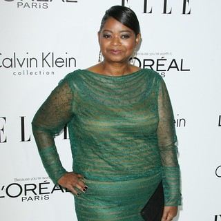 Octavia Spencer in ELLE's 19th Annual Women in Hollywood Celebration - Arrivals