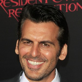 Oded Fehr in Resident Evil: Retribution Los Angeles Premiere - Arrivals