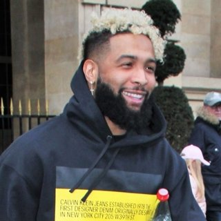Odell Beckham Jr. in Odell Beckham Jr. Leaving His Hotel