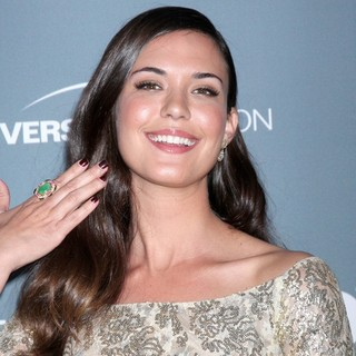Odette Annable in Fox's House Series Finale Wrap Party - Arrivals