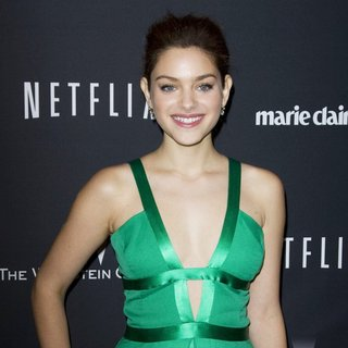 Odeya Rush in The Weinstein Company and Netflix 2014 Golden Globes After Party