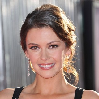 Olga Fonda in Los Angeles Premiere of Real Steel