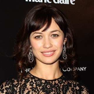 Olga Kurylenko in The Weinstein Company 2012 Golden Globe After Party