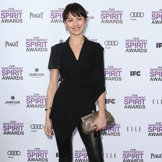 Olga Kurylenko in 27th Annual Independent Spirit Awards - Arrivals