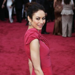 Olga Kurylenko in The 86th Annual Oscars - Red Carpet Arrivals