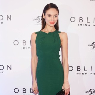 Olga Kurylenko in The Irish Premiere of Oblivion - Inside Arrivals