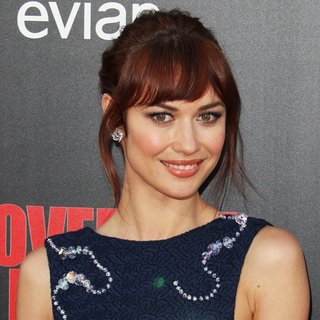 Olga Kurylenko in Los Angeles Premiere of The November Man - Arrivals