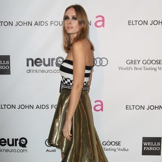 Olga Sorokina in 21st Annual Elton John AIDS Foundation's Oscar Viewing Party
