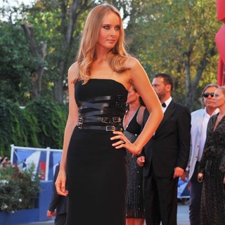 The 69th Venice Film Festival - The Reluctant Fundamentalist - Premiere - Red Carpet - olga-sorokina-69th-venice-film-festival-02