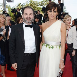 Denis Olivennes, Ines de la Fressange in Rust and Bone Premiere - During The 65th Annual Cannes Film Festival