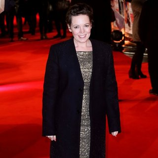 Olivia Colman in World Premiere of Cuban Fury - Arrivals