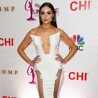 Olivia Culpo - The 63rd Annual Miss Universe Pageant - Red Carpet Arrivals
