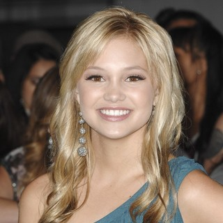 Olivia Holt in The Twilight Saga's Breaking Dawn Part I World Premiere