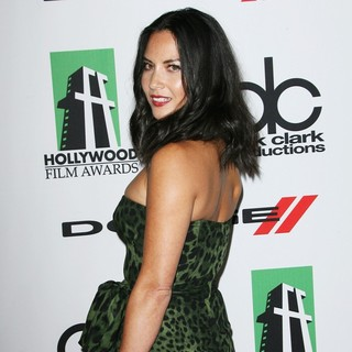 Olivia Munn in The 17th Annual Hollywood Film Awards