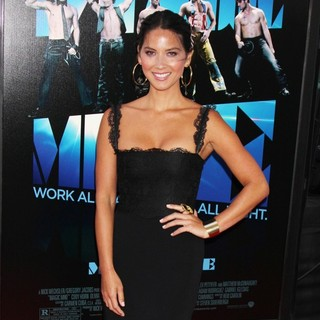 Olivia Munn in 2012 Los Angeles Film Festival - Closing Night Gala - Premiere Magic Mike