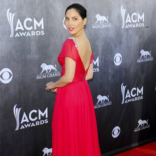 49th Annual Academy of Country Music Awards - Arrivals