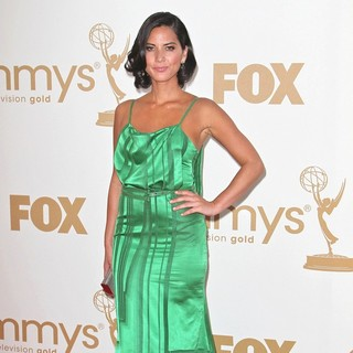 Olivia Munn in The 63rd Primetime Emmy Awards - Arrivals