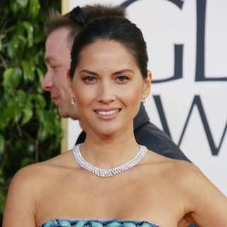 Olivia Munn in 70th Annual Golden Globe Awards - Arrivals