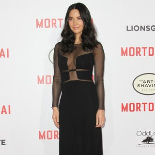 Los Angeles Premiere of Mortdecai - Red Carpet Arrivals