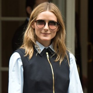 Olivia Palermo in Paris Fashion Week Haute Couture Autumn - Winter 2016-17 - Christian Dior - Arrivals