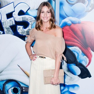 Olivia Palermo in The Smurfs World Premiere - Arrivals