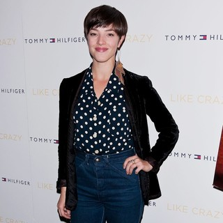 Olivia Thirlby in The New York Premiere of Like Crazy