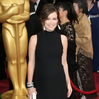Olivia Wilde in The 86th Annual Oscars - Red Carpet Arrivals