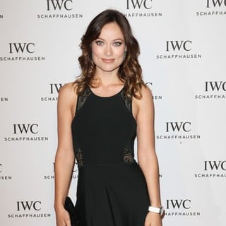 Olivia Wilde in IWC and Tribeca Film Festival Celebrate For The Love of Cinema