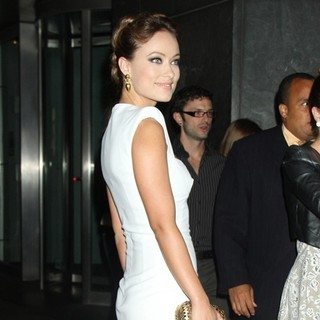 Olivia Wilde in New York Screening of Butter
