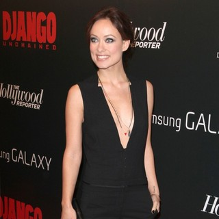 Olivia Wilde in The Premiere of Django Unchained