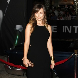 Olivia Wilde in The Premiere of In Time - Arrivals